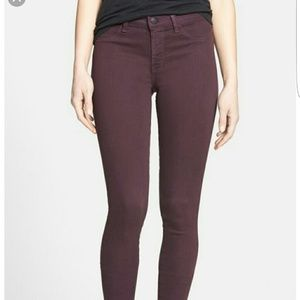 J Brand 485 Sateen Jeans -like new